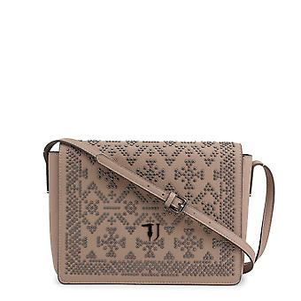 Trussardi Original Women All Year Crossbody Bag - Brown Color 49031