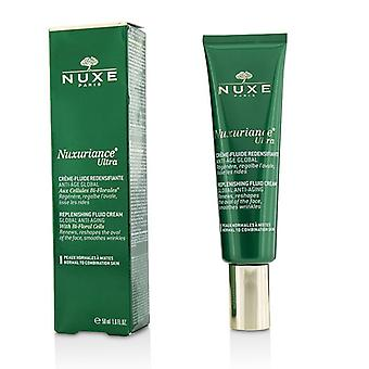 Nuxuriance Ultra Global Anti-aging Replenishing Replenishing Fluid Cream - Normal To Combination Skin - 50ml/1.6oz