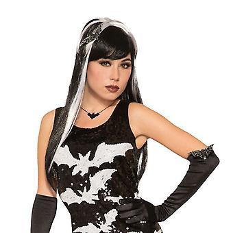 Fledermaus Pailletten Kleid XS/S