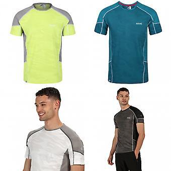 Regatta Mens Camito Actief T-shirt