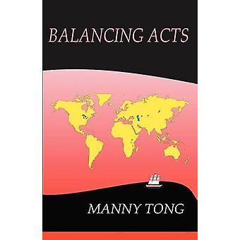 Balansering agerar av Tong & Manny