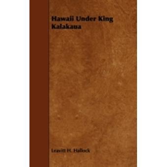 Hawaii Under King Kalakaua by Hallock & Leavitt H.
