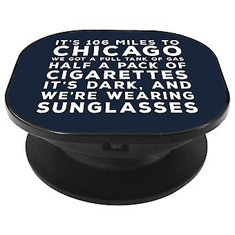 Blues Brothers Sunglasses Quote Phone Grip
