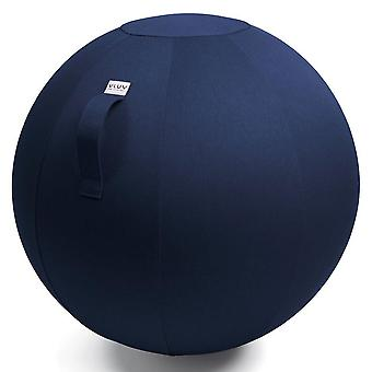 Vluv Leiv Fabric Seat Ball Diametro 70-75 cm Royal Blue