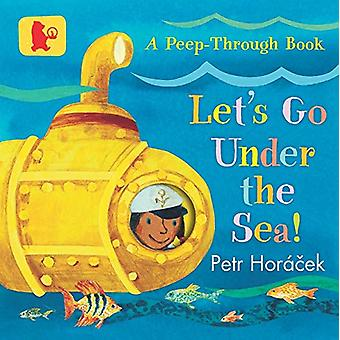 Let's Go Under the Sea! by Petr Horacek - 9781406388800 Book