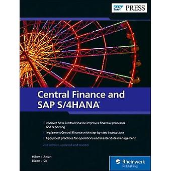 Central Finance and SAP S/4hana by Carsten Hilker - 9781493219186 Book