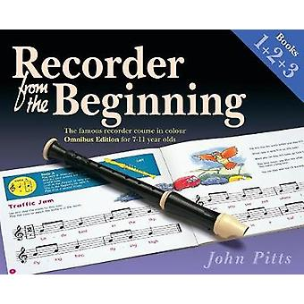 Recorder From The Beginning Books 1 - 2 & 3 - Omnibus Edition for