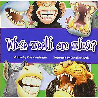 Whose Teeth Are These? by Editor - 9781607457169 Book