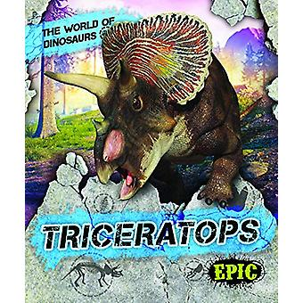 Triceratops by Rebecca Sabelko - 9781644870891 Book
