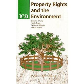 Property Rights and the Environment by Guiliano d'Auria - 97802553647