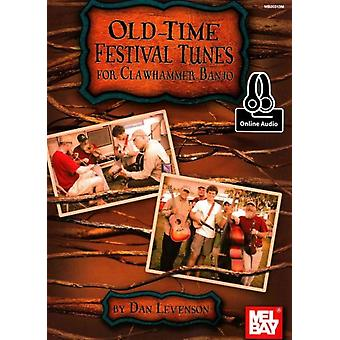 OldTime Festival Tunes for Clawhammer Banjo by Dan Levenson