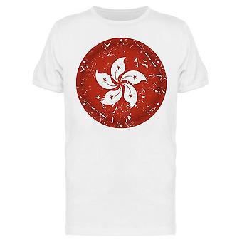 Hong Kong Emblem Tee Men's -Kuva Shutterstock