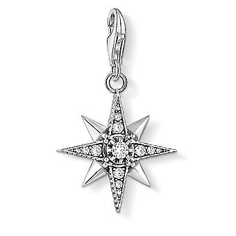 Thomas Sabo Royalty Zirconia Star Charm