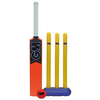 Gunn & Moore Striker Cricket Bat Stump Ball Set Set