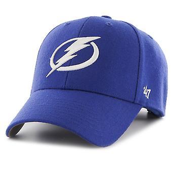 47 Brand Adjustable Cap - MVP Tampa Bay Lightning royal