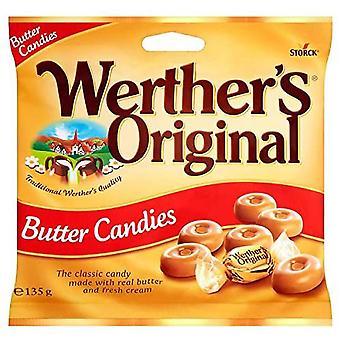 Werthers Original Butter Candies, 135g Bag