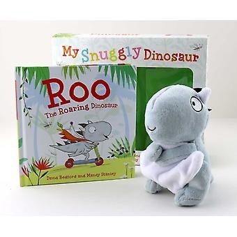 My Snuggly Dinosaur by David Bedford