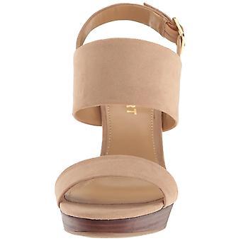 Rapport Womens Lawrena Open Toe occasionnels plate-forme sandales