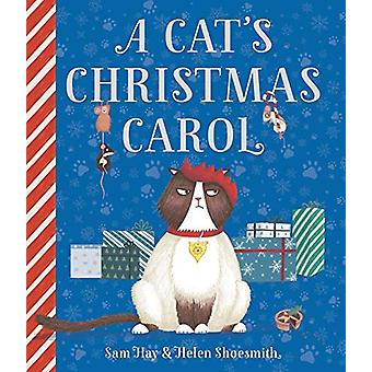 A Cat's Christmas Carol by Sam Hay - 9781471183799 Book
