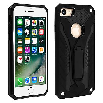 Apple iPhone 7 / 8 Hybrid Protection Case, Phantom Forcell, Black