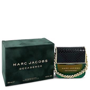 مارك جاكوبس انحطاط Eau De Parfum Spray by Marc Jacobs 1 oz Eau De Parfum Spray