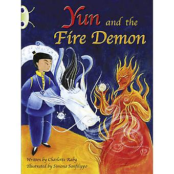 Bug Club Guided Fiction Year Two Purple A Yun and the Fire Demon por Raby & Charlotte
