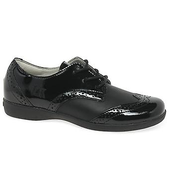 Lelli Kelly Beverley Lace Girls School Shoes