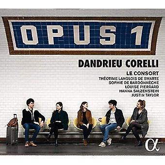 Opus 1 [CD] USA import