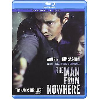 Man From Nowhere [BLU-RAY] USA import