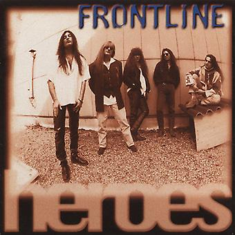 Frontline - Heroes [CD] USA import