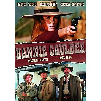 Hannie Caulder [DVD] USA import