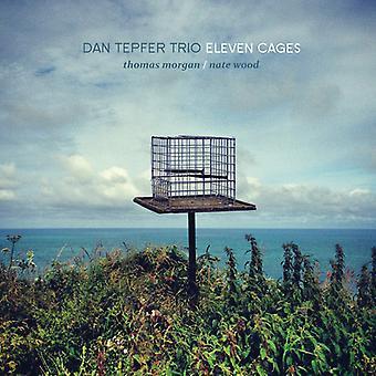Tepfer*Dan - Eleven Cages [CD] USA import