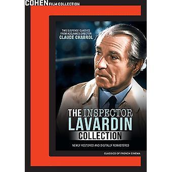 Inspector Lavardin Collection [DVD] USA import