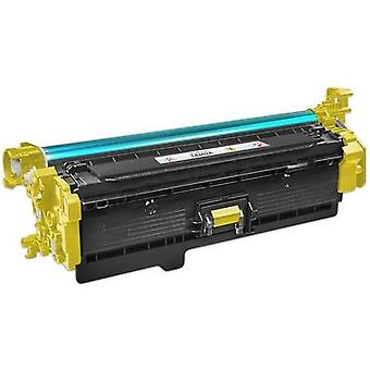 RudyTwos Replacement for HP 508X Toner Cartridge Yellow Compatible with Colour LaserJet Enterprise M552dn, M553n, M553dn, M553x, M553dh, MFP M577dn, MFP M577f, Flow MFP M577c, Flow MFP M577z