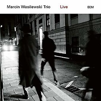 Marcin Wasilewski - Live [CD] USA import