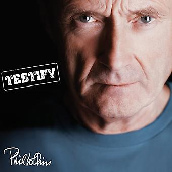 Phil Collins - Testify (Deluxe Edition) (2CD) [CD] USA import