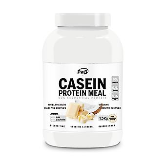 Casein Protein Meal (White Chocolate with Coconut Flavor) 450 g