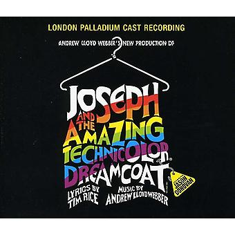 Andrew Lloyd Webber - Joseph and the Amazing Technicolor Dreamcoat [London Palladium Cast Recording] [CD] USA import