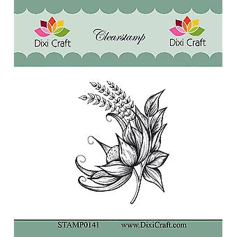 Dixi Craft Botanical Collection 7 Clear Stamp