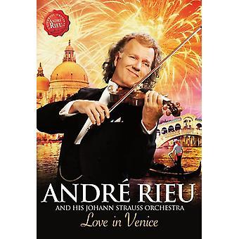Andre Rieu - amour à Venise (Br) [Blu-ray] importation USA