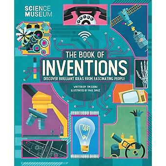 The Book of Inventions by Cooke & Tim