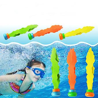 3pcs Seaweed Diving - Water Pool Game