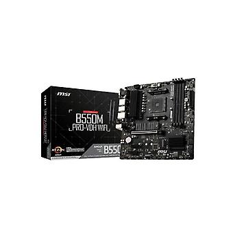 Carte mère Gaming MSI B550M PRO-VDH mATX DDR4 AM4 WiFi
