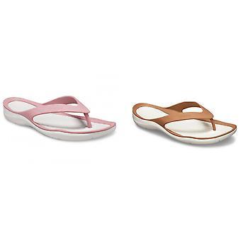 Crocs Womens/Ladies Swiftwater flip flop
