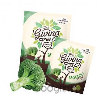 Giving Tree - Vacuum Fried Broccoli Crisps 18g
