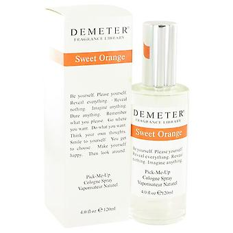 Demeter zoete oranje Cologne Spray door Demeter 4 oz Cologne Spray