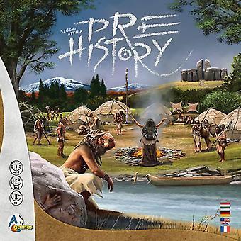 Jogo de tabuleiro pré-histórico