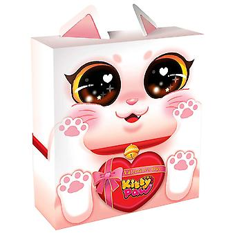 Kitty Paw Valentine's Day Edition Card