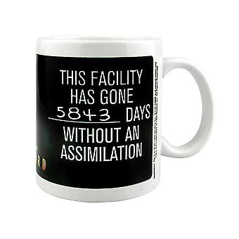 Star Trek Picard, Mug - Assimilation