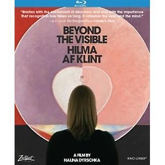 Jenseits des Sichtbaren: Hilma Af Klint (2019) [Blu-ray] USA Import